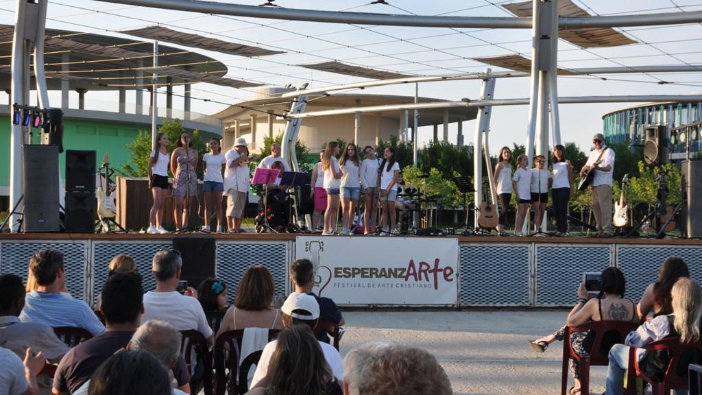 EsperanzARTE Expo 2017